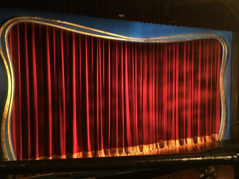 Seating view for Studio 54 Section Front Mezzanine C Row AA Seat 121