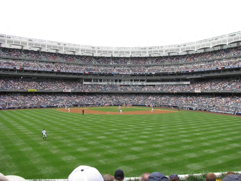 Seating view for Yankee Stadium Section 239 Row 7 Seat 9