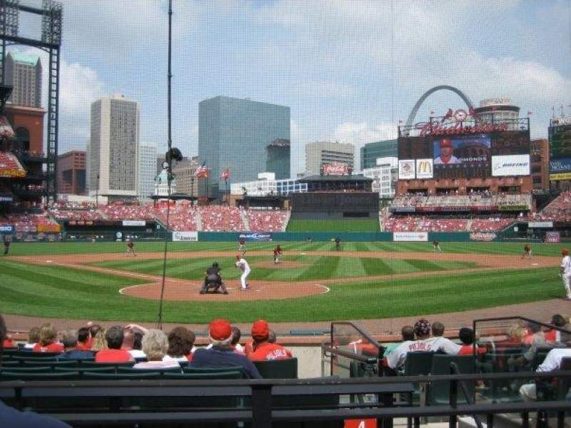 Seating view for Busch Stadium Section 149 Row 2