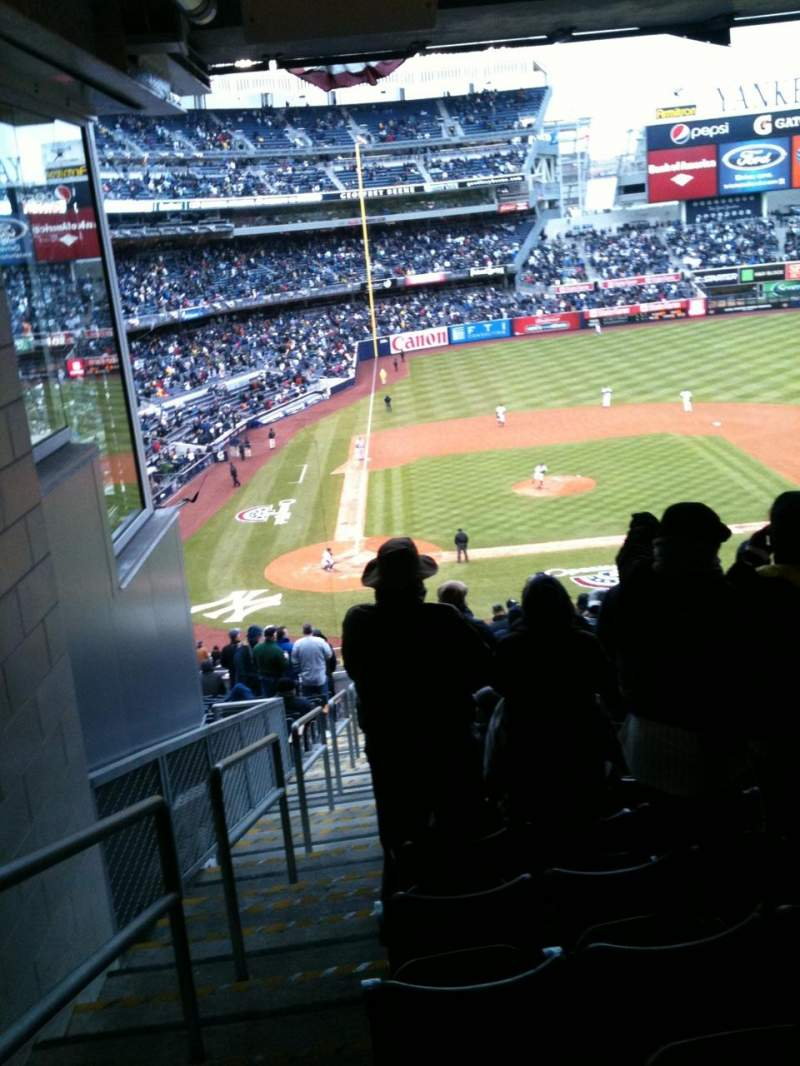 Seating view for Yankee Stadium Section 217 Row Standing B Seat N/A