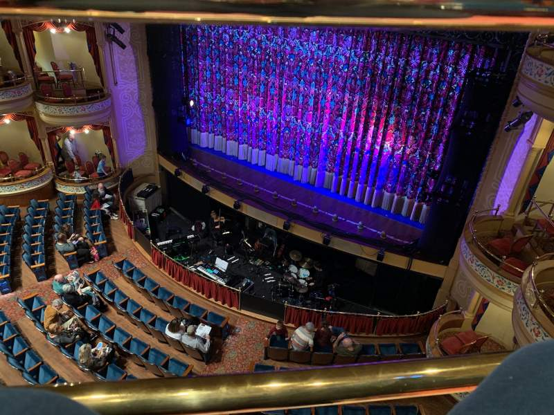 Seating view for Grand 1894 Opera House Section Balc Right Row AAA Seat 7