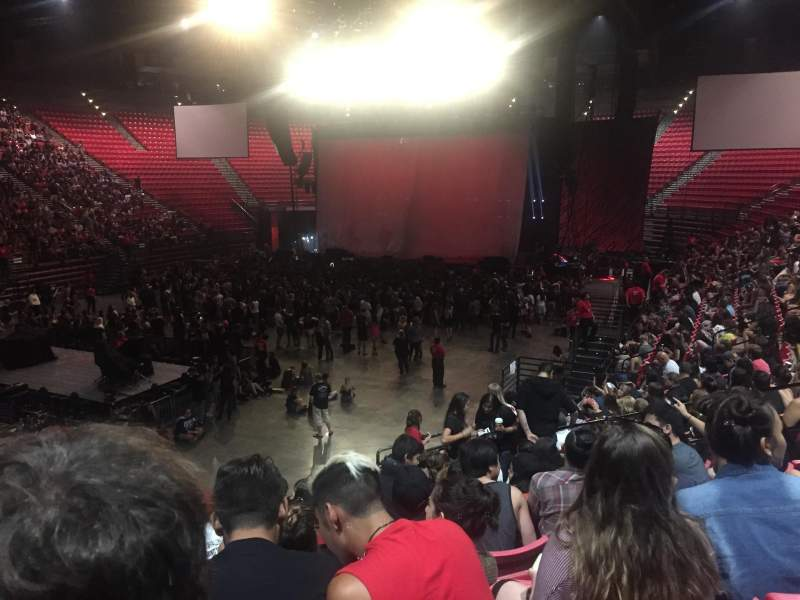 Seating view for Viejas Arena Section C Row 16 Seat 8