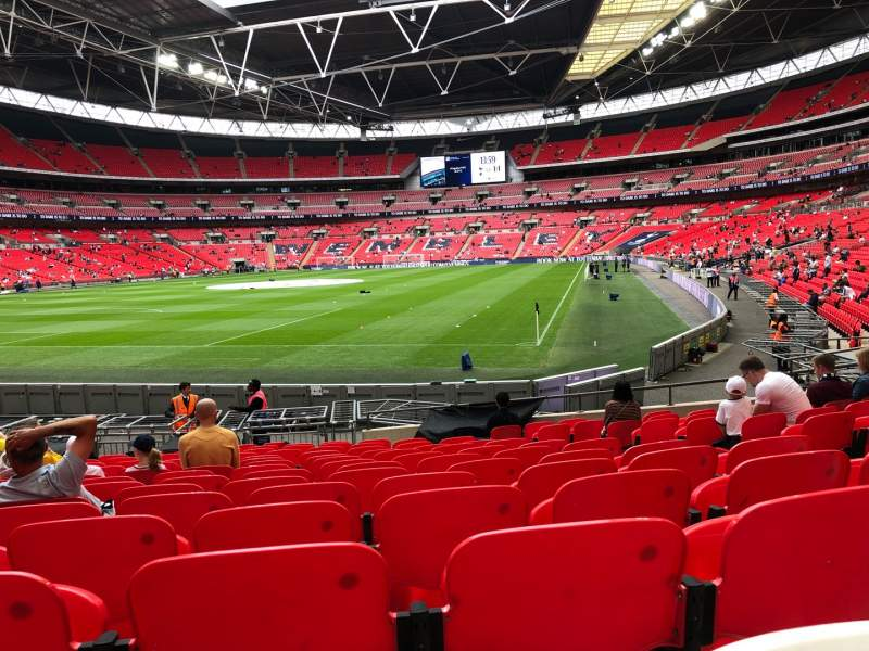 Wembley Stadium Seating Plan Level 5 Wembley Stadium
