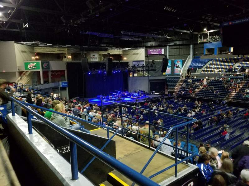 BMO Harris Bank Center