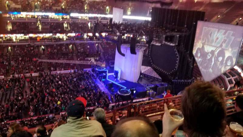 Concert Photos At United Center