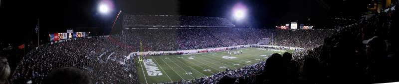 Seating view for Spartan Stadium Section 27 Row 63 Seat 24