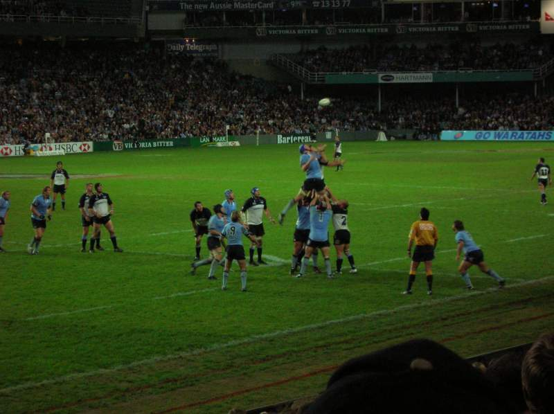Allianz Stadium, section: BAY40, row: R, seat: 6