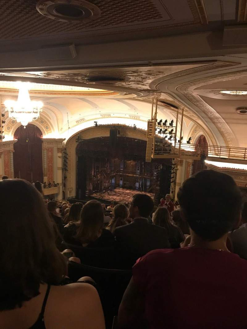 KeyBank State Theatre, section: Balcony Right Center, row: CC, seat: 803