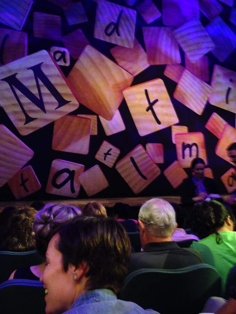 Seating view for Shubert Theatre Section Orchestra C Row E Seat 104