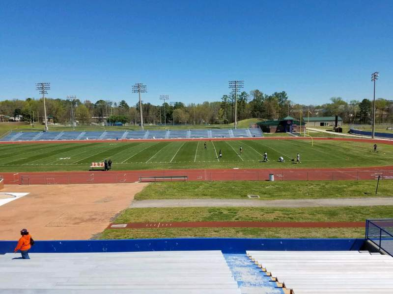 Seating view for Rogers Stadium Section 3 Row 19 Seat 1