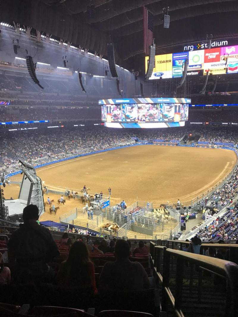 NRG Stadium, section: 348, row: R, seat: 1