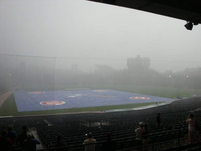 Wrigley Field, section: 226