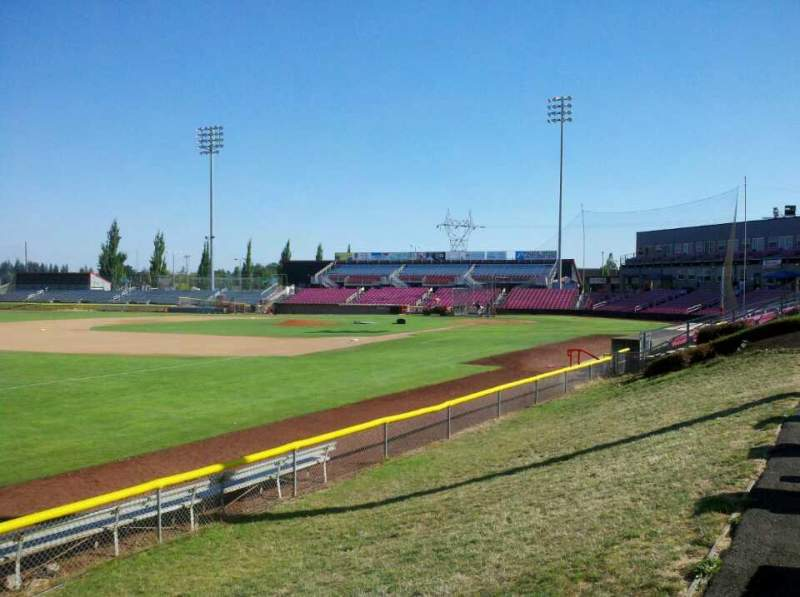 Seating view for Volcanoes Stadium