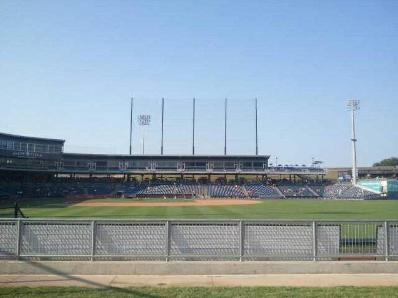 Seating view for Oneok Field Section Lawn GA Seat Lawn
