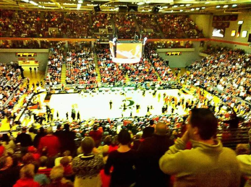 Fifth Third Arena, section: 223
