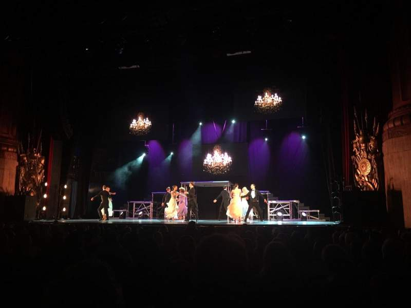 Beacon Theatre, section: Orchestra 2, row: L, seat: 8