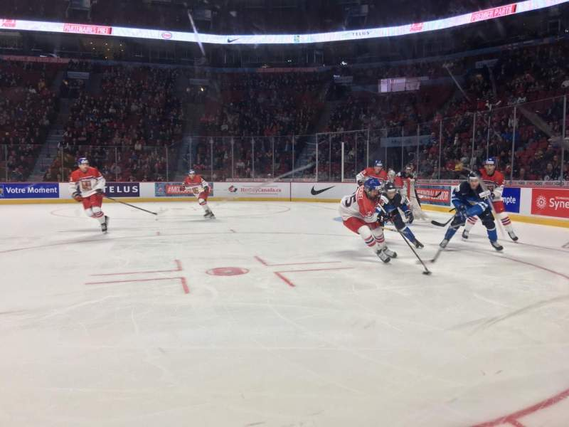 Seating view for Centre Bell Section 123 Row AA Seat 2