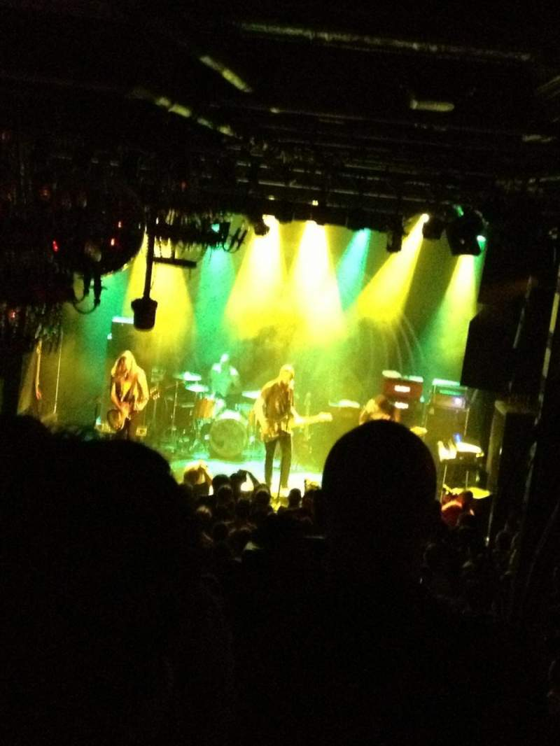 Seating view for Irving Plaza Section GA Row GA Seat GA