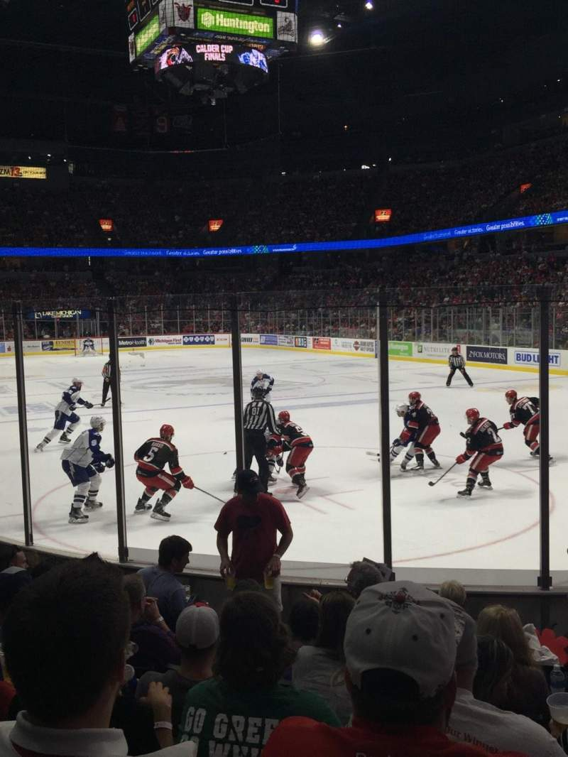 Grand Rapids Hotels >> Van Andel Arena, home of Grand Rapids Griffins, Grand ...