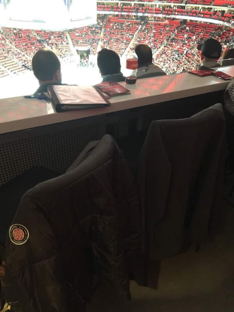 Fine Little Caesars Arena Section M33 Row 5 Seat 13 Detroit Red Dailytribune Chair Design For Home Dailytribuneorg