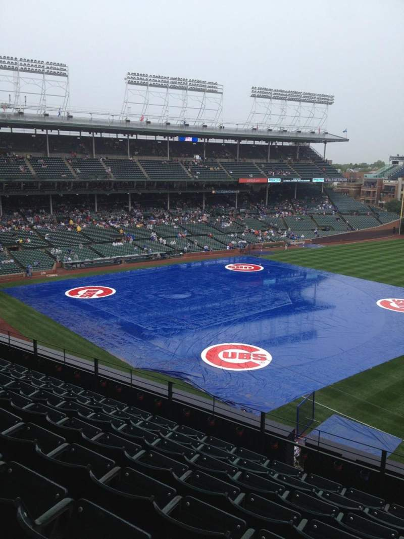Wrigley Field, section: 433, row: 9, seat: 101