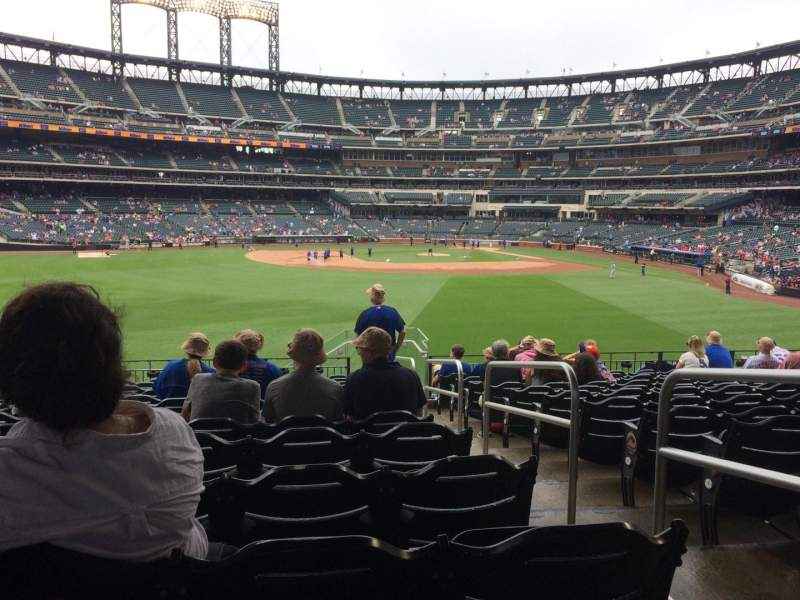 Citi Field, section: 137, row: 13, seat: 2