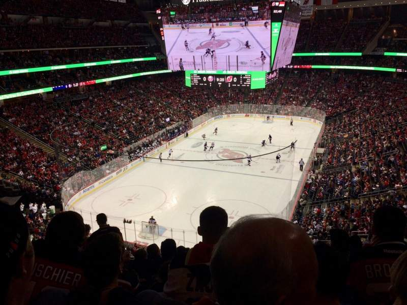 Prudential Center, section: 122, row: 7, seat: 8