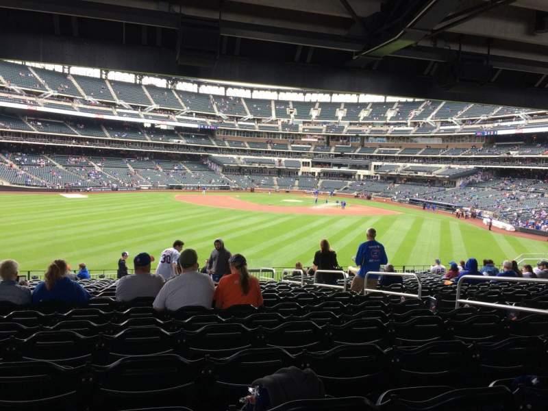 Citi Field, section: 138, row: 19, seat: 8