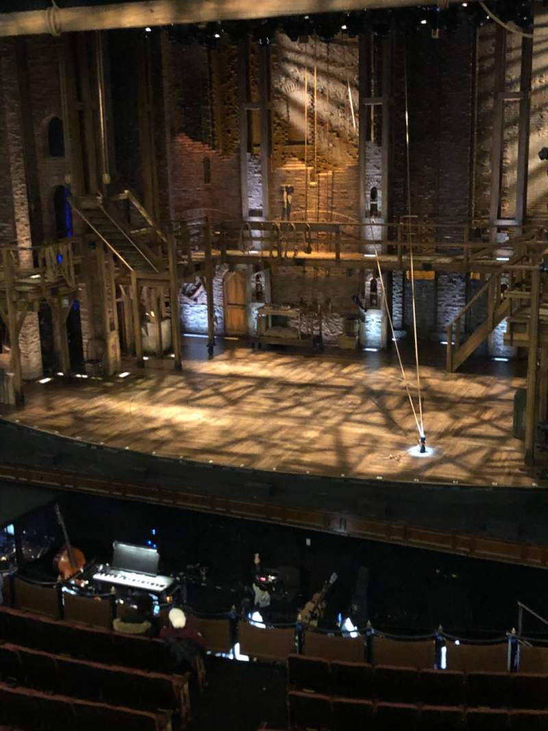 Seating view for Boston Opera House Section Dress Circle Row AA Seat 16