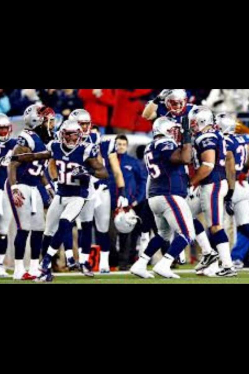 Seating view for Gillette Stadium Section Cl11 Row 4 Seat 11