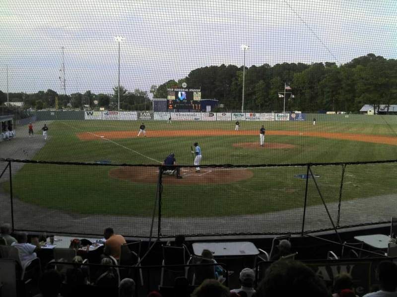 Seating view for War Memorial Stadium