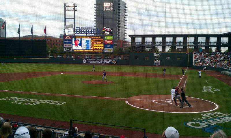 Seating view for Huntington Park Section 14 Row 13 Seat 11