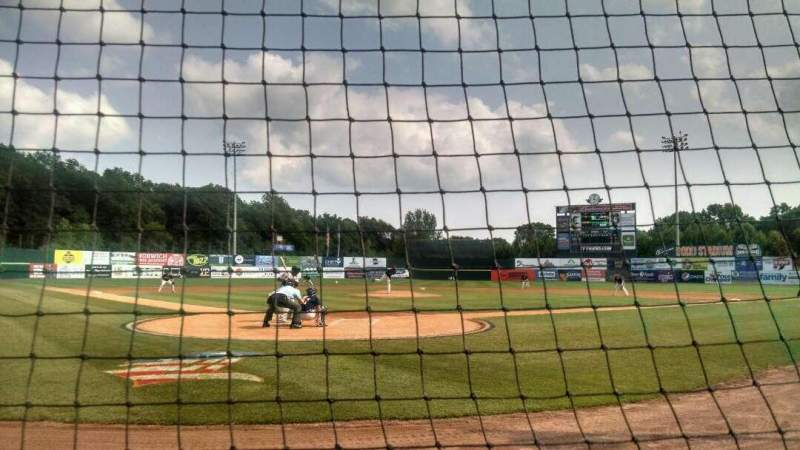 Seating view for Dodd Stadium Section 10 Row AA Seat 8
