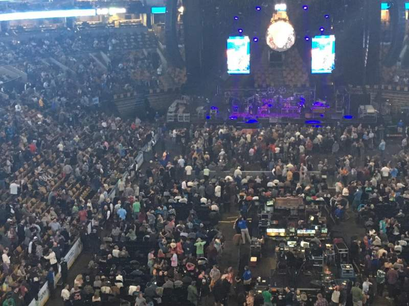 TD Garden, section: Bal 309, row: 2, seat: 2