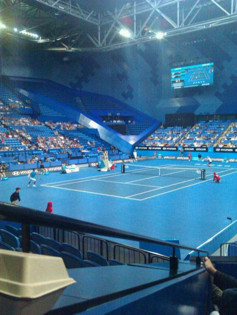 Seating view for Perth Arena Section 207 Row f Seat 10