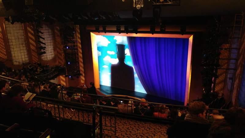 Lunt-Fontanne Theatre, section: MMEZZ, row: D, seat: 2