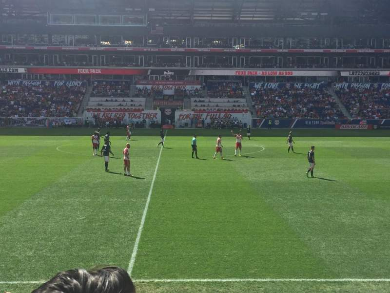 Red Bull Arena, section: 126, row: 6, seat: 15