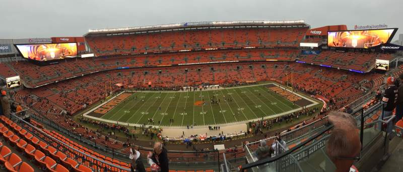 FirstEnergy Stadium, section: 508, row: 10, seat: 24