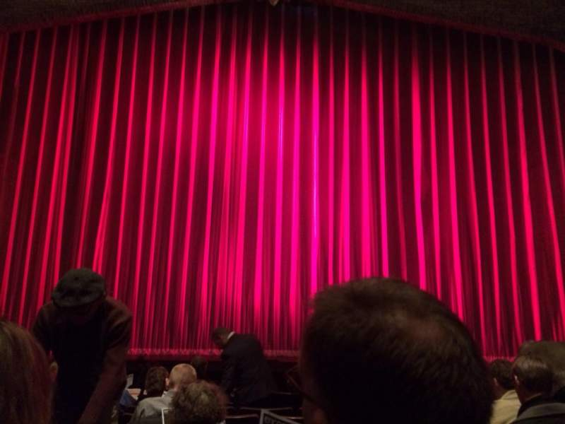 Seating view for Bagley Wright Theatre Section 2 Row H Seat 8