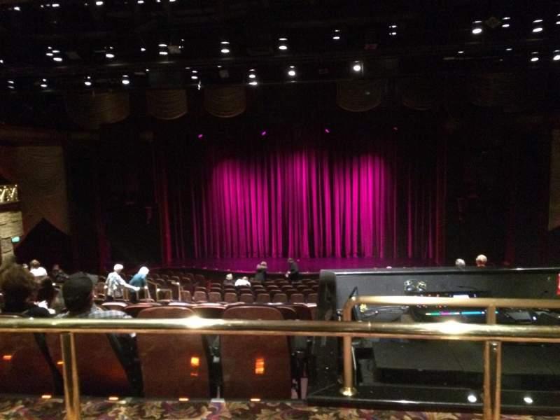Eldorado Theatre, section: 20, row: U, seat: 11