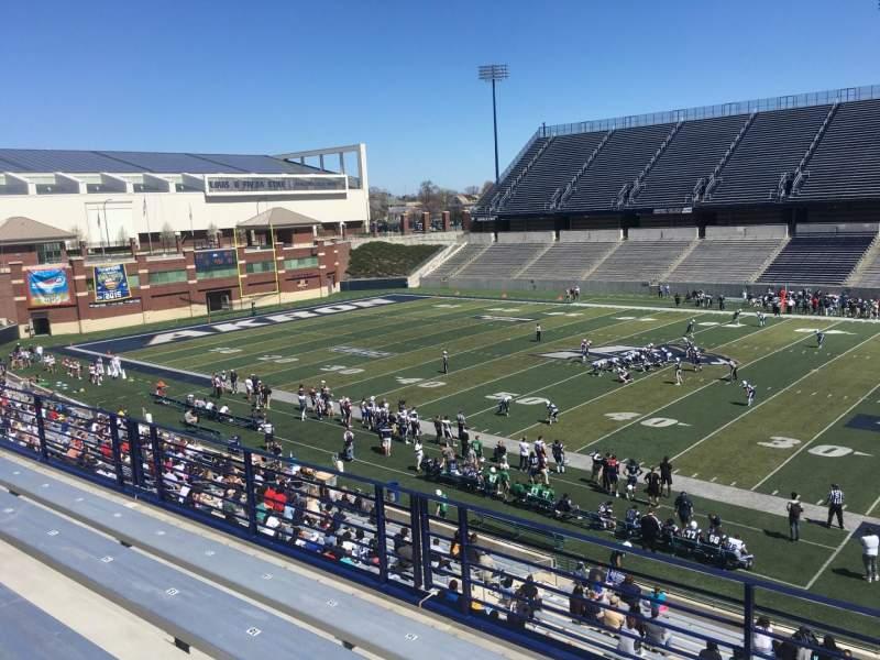 Summa Field at InfoCision Stadium, section: 214, row: 4, seat: 19