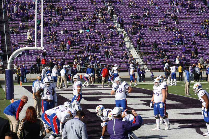 Seating view for Bill Snyder Family Stadium Section 20 Row 6 Seat 6
