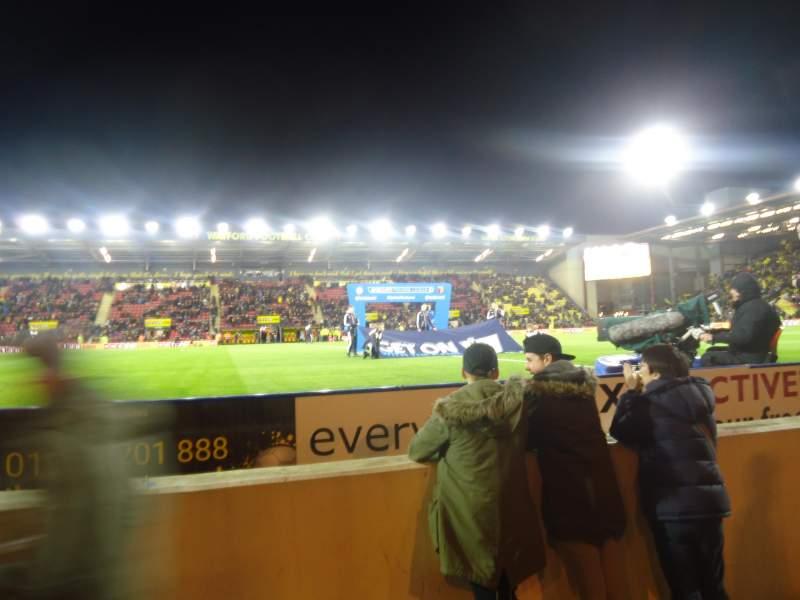 Photos Of The Watford FC At Vicarage Road