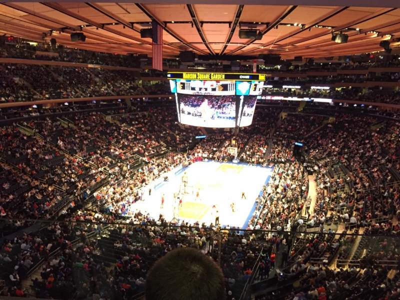 Photos Of The New York Knicks At Madison Square Garden Page 2