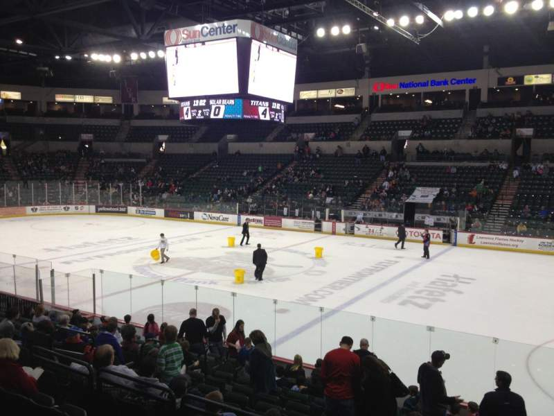 Cure Insurance Arena, section: 104