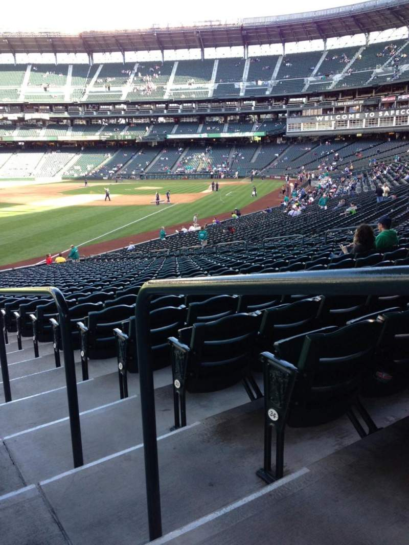 Safeco Field Interactive Seating Chart - Safeco field interactive seating chart
